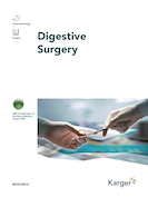 Digestive Surgery - Impact factor increased