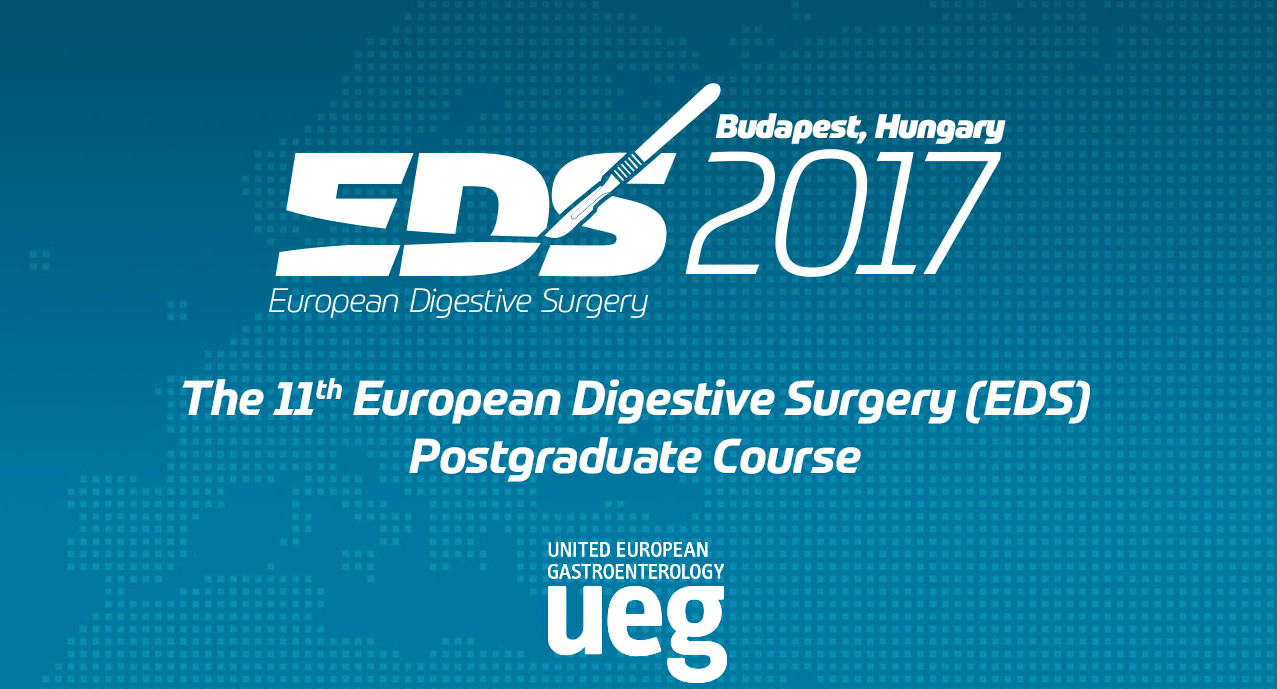 11th EDS Postgraduate Course 2017, Budapest, Hungary