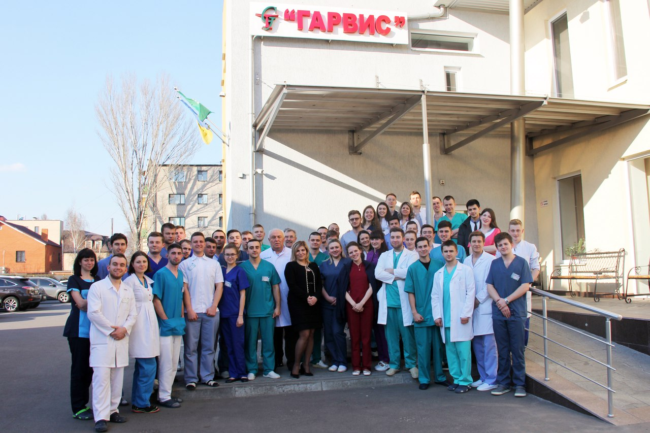 Surgical Tournament 2017, Dnipro (Ukraine)