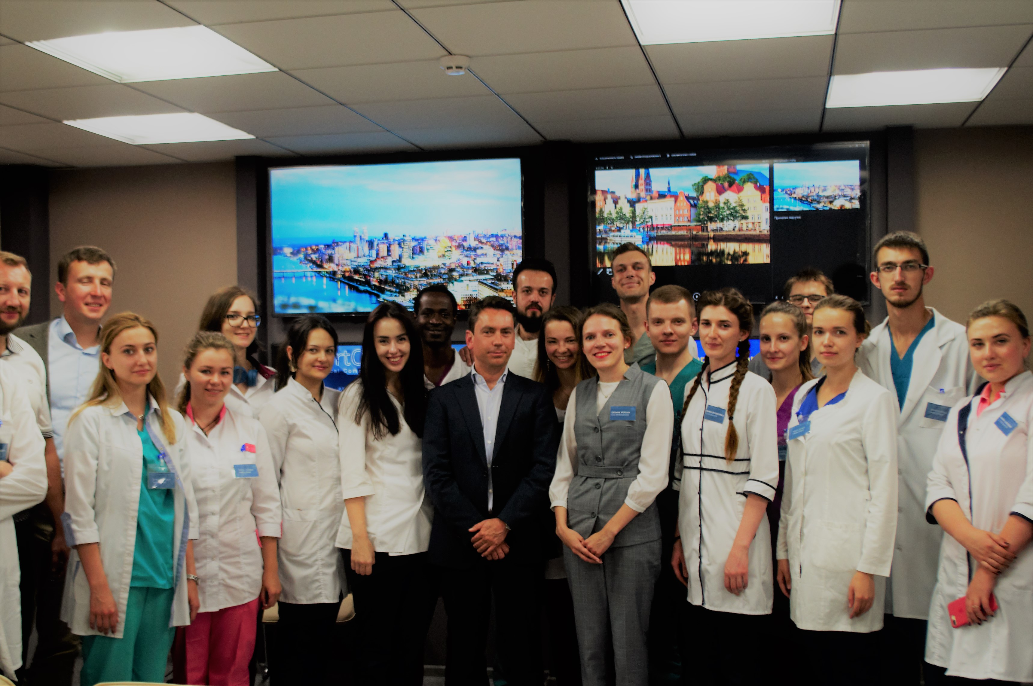 EDS Surgical Summer School in Dnipro, Ukraine